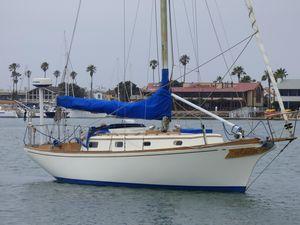 Used Fuji 35 Cutter Cruiser Sailboat For Sale