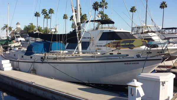 Used Northstar 48 Cruiser Sailboat For Sale