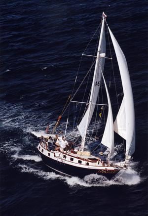 Used Classic Cruiser Sailboat For Sale