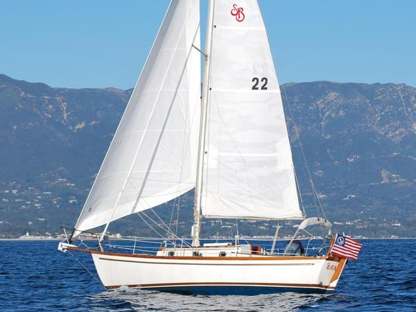 Used Shannon Cutter Sailboat For Sale