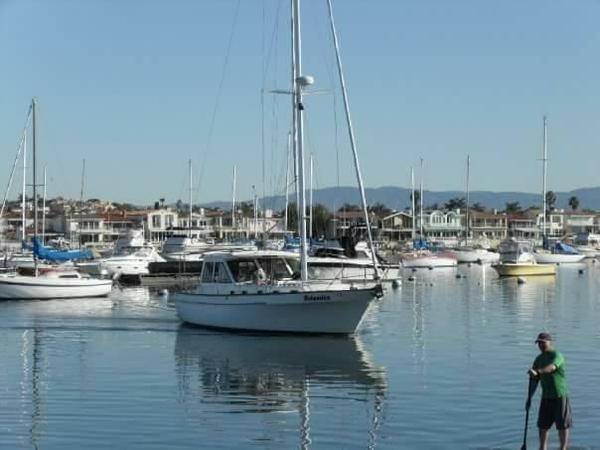 Used Lancer Pilothouse Motorsailer Sailboat For Sale