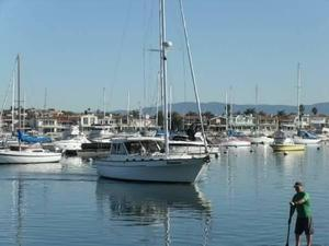 Used Lancer Pilothouse Motorsailer Sailboat For Sale