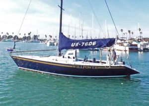 Used Peterson Custom Cruiser-racer and Cruiser Sailboat For Sale