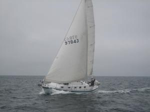 Used Yorktown Cruiser Sailboat For Sale