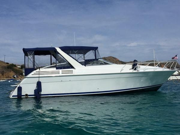 Used Mainship 36 Open Express Cruiser Boat For Sale