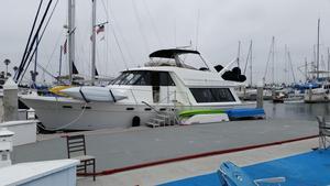Used Bayliner 4788 Motoryacht Pilothouse Boat For Sale