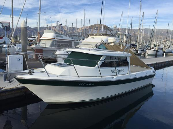 Used Skagit Orca Sports Fishing Boat For Sale