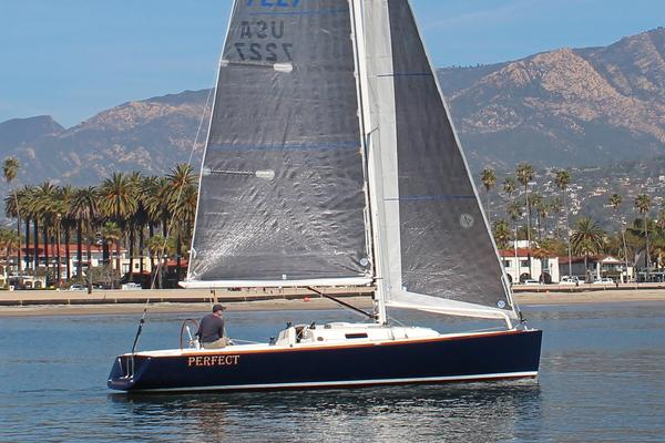 Used J Boats J/100 Racer and Cruiser Sailboat For Sale