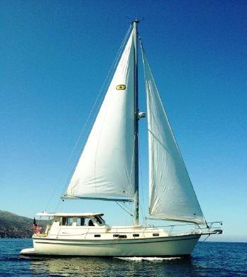 Used Island Packet 41 SP Cruiser Motorsailer Sailboat For Sale