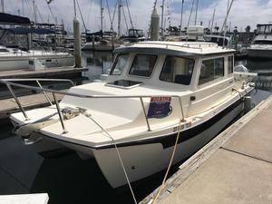 Used C-Dory 255 Tomcat Power Catamaran Boat For Sale