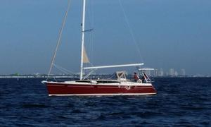 New Marlow-Hunter Racer and Cruiser Sailboat For Sale