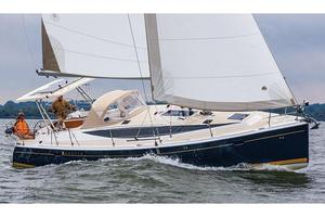 New Hunter Marlow Hunter 40 Cruiser Sailboat For Sale