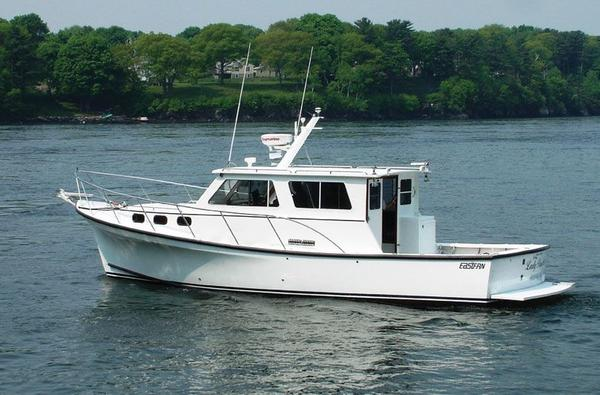 New Eastern 35 Casco Bay Other Boat For Sale