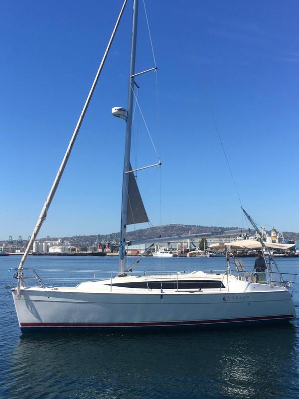 New Hunter Marlow Hunter 31 Cruiser Sailboat For Sale