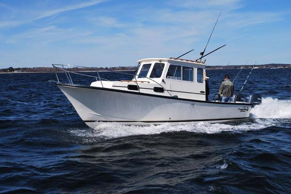 New Eastern 27 Tournament Series Cuddy Cabin Boat For Sale