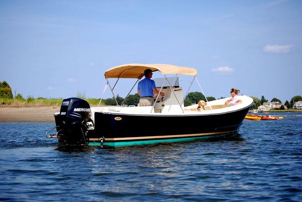 New Eastern 248 Center Console Center Console Fishing Boat For Sale