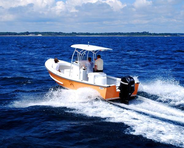 New Eastern 22 Center Console Center Console Fishing Boat For Sale