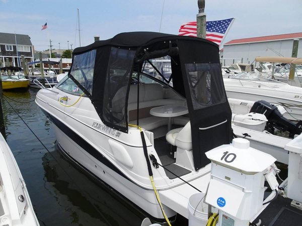 Used Four Winns 248 Vista Express Cruiser Boat For Sale