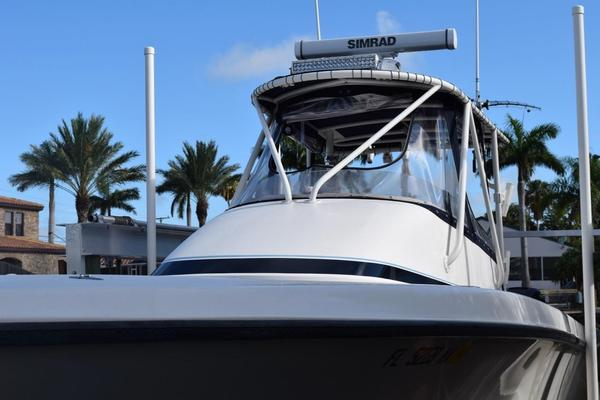 Used Contender 31 Fish Around Saltwater Fishing Boat For Sale