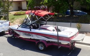 Used Malibu Response LX Ski and Wakeboard Boat For Sale
