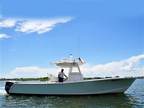 Used Regulator Forward Seating Center Console Fishing Boat For Sale