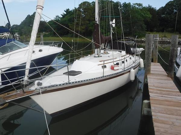 Used Caliber Sloop Sailboat For Sale
