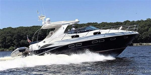 Used Sealine S43 Sports Cruiser Motor Yacht For Sale