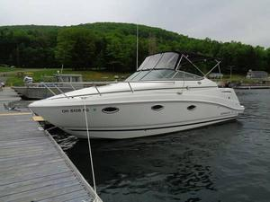 Used Rinker 260 Express Cruiser Express Cruiser Boat For Sale