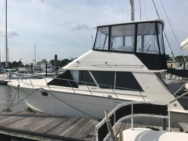 Used Silverton 40c Other Boat For Sale