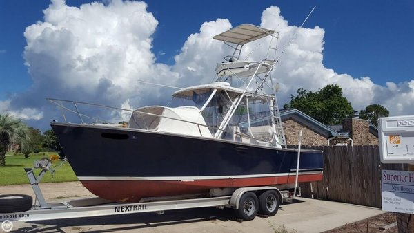 Used Boca Grande 26 Sports Fishing Boat For Sale