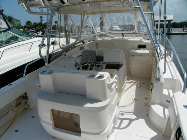 Used Intrepid 377 Walkaround (loaded!) Sports Fishing Boat For Sale