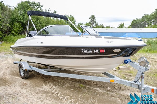 Used Bayliner 180 Bowrider Boat For Sale