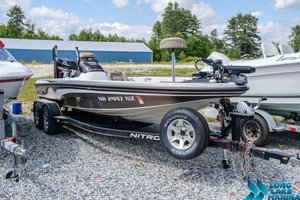 Used Nitro 929 CDX SC Saltwater Fishing Boat For Sale
