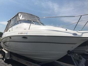 Used Glastron 249GS Cruiser Boat For Sale