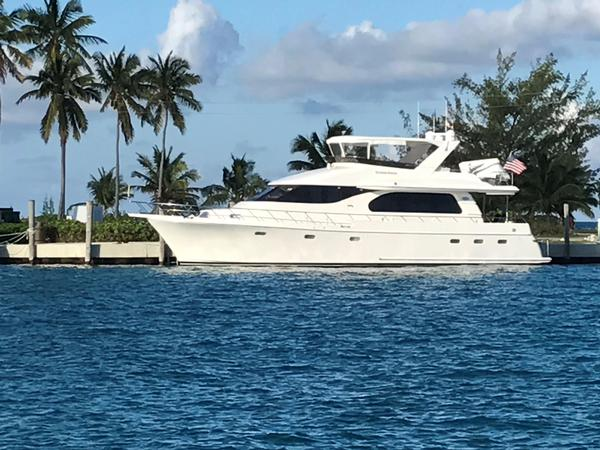 Used Symbol Flushdeck Pilothouse MY Motor Yacht For Sale