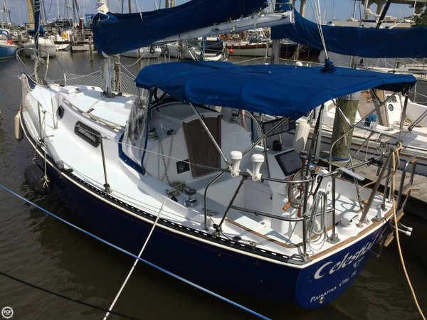 Used C & C Yachts 27 MK 1 Racer and Cruiser Sailboat For Sale
