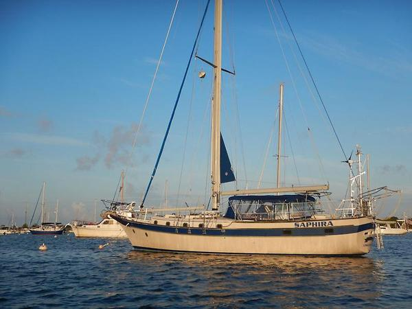 Used Csy Cutter Sailboat For Sale