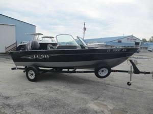 Used Lund 1750 REBEL Freshwater Fishing Boat For Sale