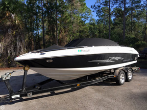 Used Chaparral 220 Ssi Bowrider Boat For Sale