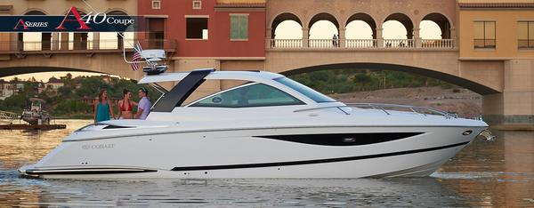 Used Cobalt A40 Coupe Motor Yacht For Sale