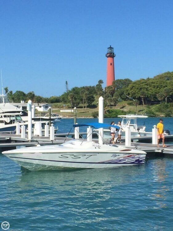 Used Baja Outlaw 25 SST High Performance Boat For Sale