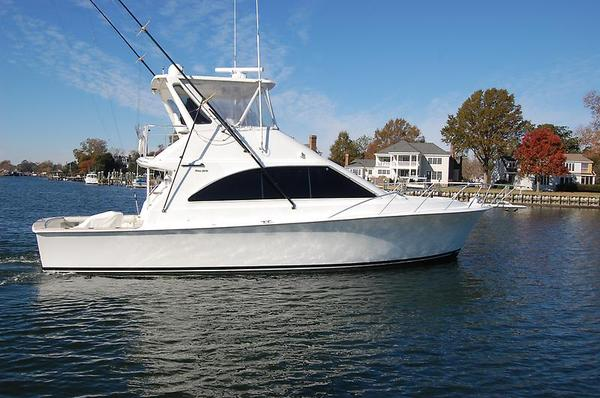 Used Ocean Yachts 42 SS Convertible Fishing Boat For Sale