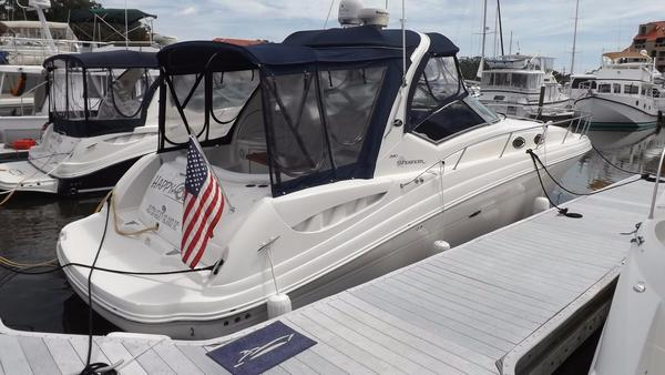 Used Sea Ray 340 Sundancer Sports Cruiser Boat For Sale
