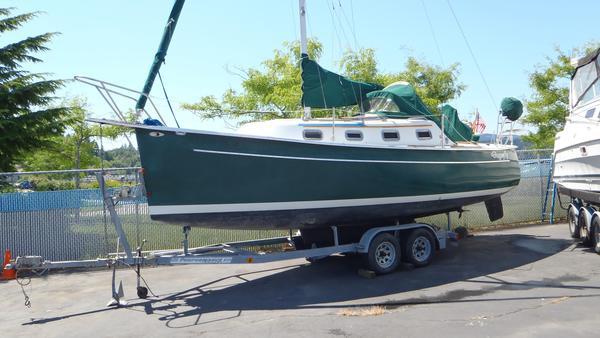 Used Seaward 25 Sloop Sailboat For Sale