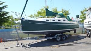 Used Seaward 25 Sloop Sailboat For Sale