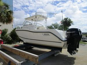 Used Boston Whaler 255 Conquest Walkaround Fishing Boat For Sale