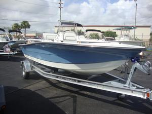 New Cape Craft 18CC Center Console Fishing Boat For Sale