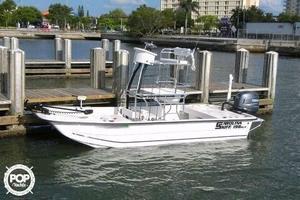 Used Carolina Skiff 198 DLX Bay Boat For Sale
