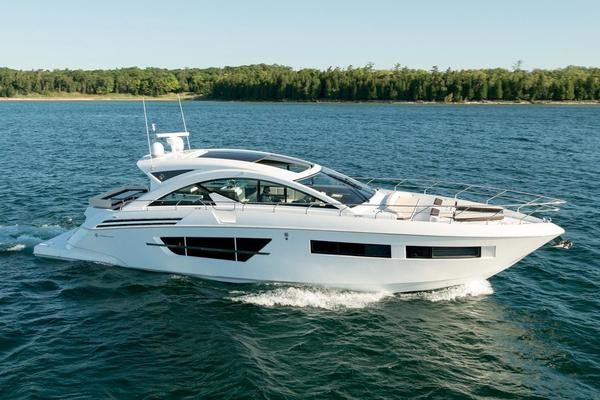 Used Cruisers Yachts 60 Cantius Motor Yacht For Sale
