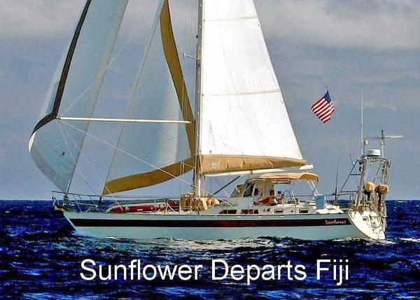 Used Norseman 447 CC Cutter Cruiser Sailboat For Sale